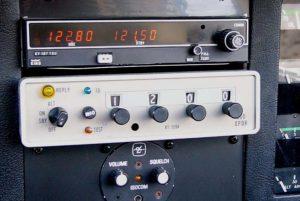 Radio en transponder